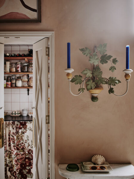 A Room of One's Own: Matilda Goad's thrifty transformation of her much-loved kitchen pantry