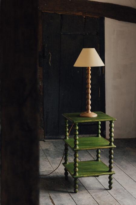 Inigo & The New Craftsmen: how furniture maker Alfred Newall is bringing back the bobbin leg