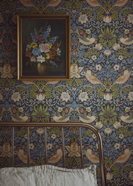 Pattern Pointers: five ways to use wallpaper