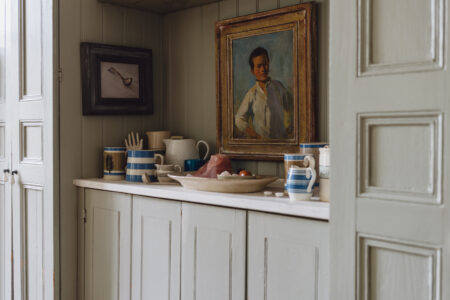 A Home with a History: getting comfortable at the family seat of Alex Willcock and Felix Conran, co-founders of sofa-craft company Maker & Son