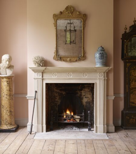 The Antiquarian: Jamb's guide to Regency fireplaces