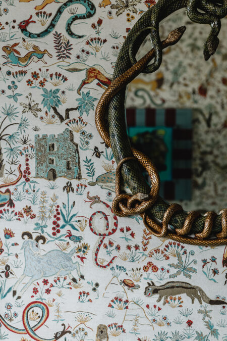 A Night Away: the fairytale escapism of House of Hackney's guesthouse at the centuries-old Trematon Castle in Cornwall