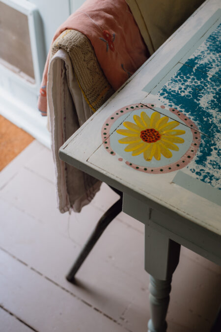 Home Improvements: Camilla Perkins on the homespun joy of hand-painted furniture